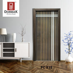 PC-815 Designer Waterproof Wooden Door