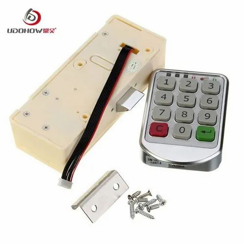 Pleasing Digital Electric Keypad Cabinet Lock Password Gym Locker Lock Home Interior And Landscaping Ologienasavecom