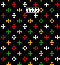 Gujri Cotton Nighty, Multicolour