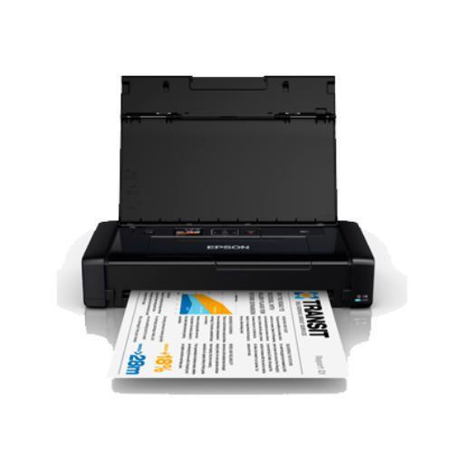 Epson Work Force WF-100 Wi-Fi Inkjet Printer - Epson India