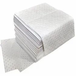 Oil Only White Light / Medium & Heavy Pads Spill Protection Pads
