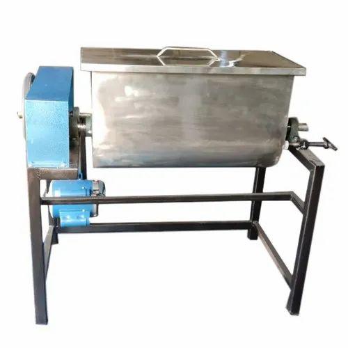 Stainless Steel Spice Powder Mixer Machine