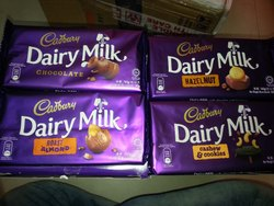 Imported And Indian Chocolates, Imported: Cadbury