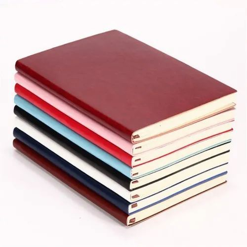 Single Line Paper Hard Bound Office Diary