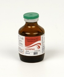 Dicyclomine 10 Mg Chlorlatol 0.5 Mg Injections