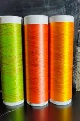 75/450 Bright Polyester Dyed Yarn