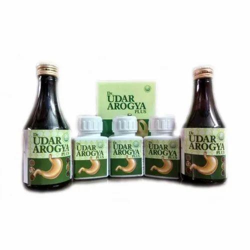 Digestive Medicine - Udar Arogya Plus Digestive Medicine