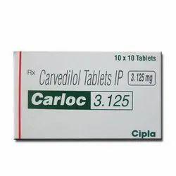 Carloc 3.125 Tablet