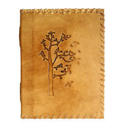 Genuine Leather Hard Cover Diary DIRYL102