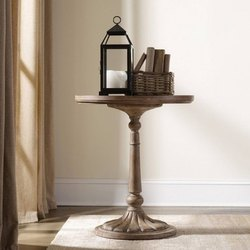 Wooden Side Table or Cafe Table