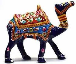 metal camel handicraft