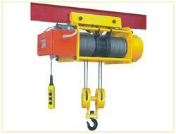 Electric Rope Hoists