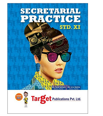 Commerce Book - Std 11th Commerce Organizations Of Commerce And