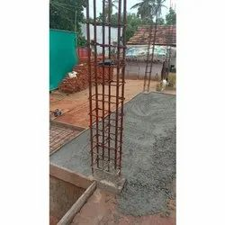 Concrete Frame Structures Commercial Projects College Buildings Constructions Service