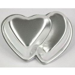 Double Heart Cake / Jelly Pans
