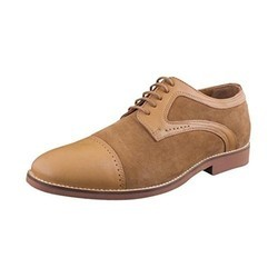Woodland Men's Leather Formal Shoes at