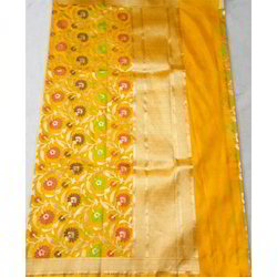 Handwoven Pure Silk Dupatta