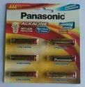 AAA Panasonic Alkaline Battery