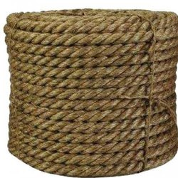 Manila Rope, Size/Diameter: 20-25 mm