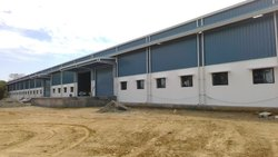 Concrete And Steel Structures Industrial Building Construction Services, in Chennai