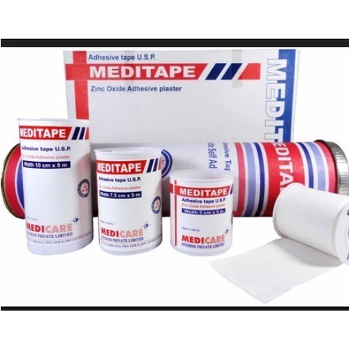 Surgical Dressing Material - Adhesive Tape USP Exporter from Ahmedabad