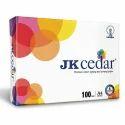 White Jk Paper Jk Cedar A4 Paper