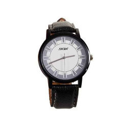 Male Stainless Steel Stylish Wrist Watch