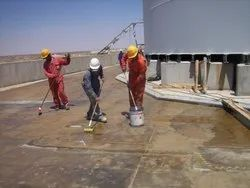 Industrial Flooring - Screeding