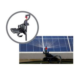 Solar Panel Cleaning Sprinkler Installation Service