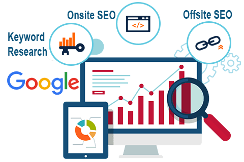 SEO Services, SEO Solution - Dotphi Infosolutions Private Limited, Nashik |  ID: 16535186962