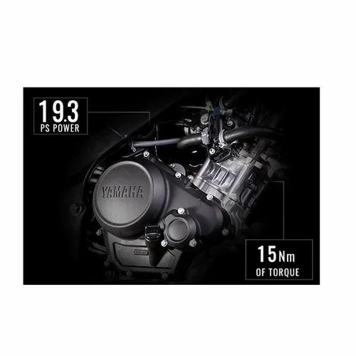 Yamaha YZF R15 V 3 0 155 cc Thunder Grey Bike