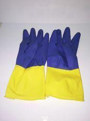 Bi-Colour Gloves