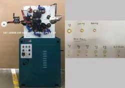 Necklace Back Chain Link Forming Machines