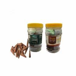 Incense Cone Jar