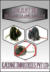 Bromadiolone 0.005% RB