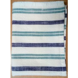 Linen Effect Silicone Washed Kitchen Towel