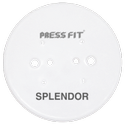 Press Fit Splendor Fan Plate