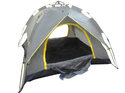 Camping Trekking Outdoor Automatic Tent - 3 People - Green
