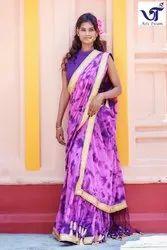 Asti Twam Fashions Designer Tie-Dye Saree(AST/SS19/SR10)