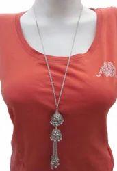 Tassel Sweater Long Boho Festival Navratri Fashion Necklace