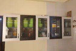 Crockery Box Kitchen Cupboard