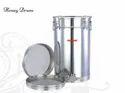 Stainless Steel Honey Storage Drum