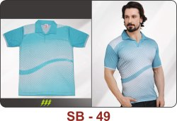 SB-49 Polyester T-Shirts