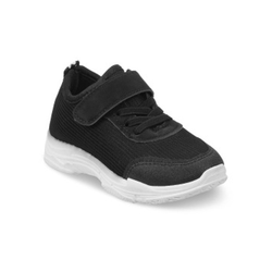 Kids Black Sports Shoes