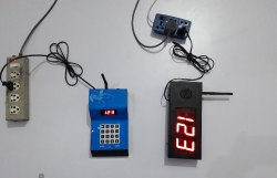 Wireless Token Display With Voice