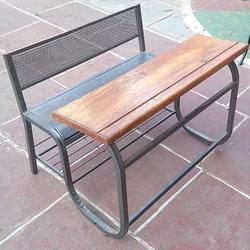 NF-196A Two Seater School Bench