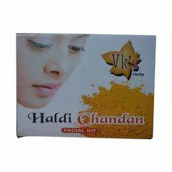 Minerals Cream Haldi Chandan Facial Kit, For Face