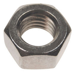 Stainless Steel Hex Nut, Size: 3 Mm-66 Mm