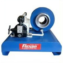Flexon Make Hand-Operated Hose Crimping Machine