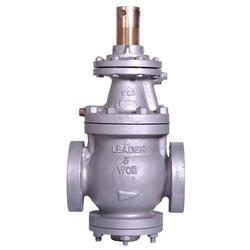 Leader Cast Steel Pressure Reducing Valve